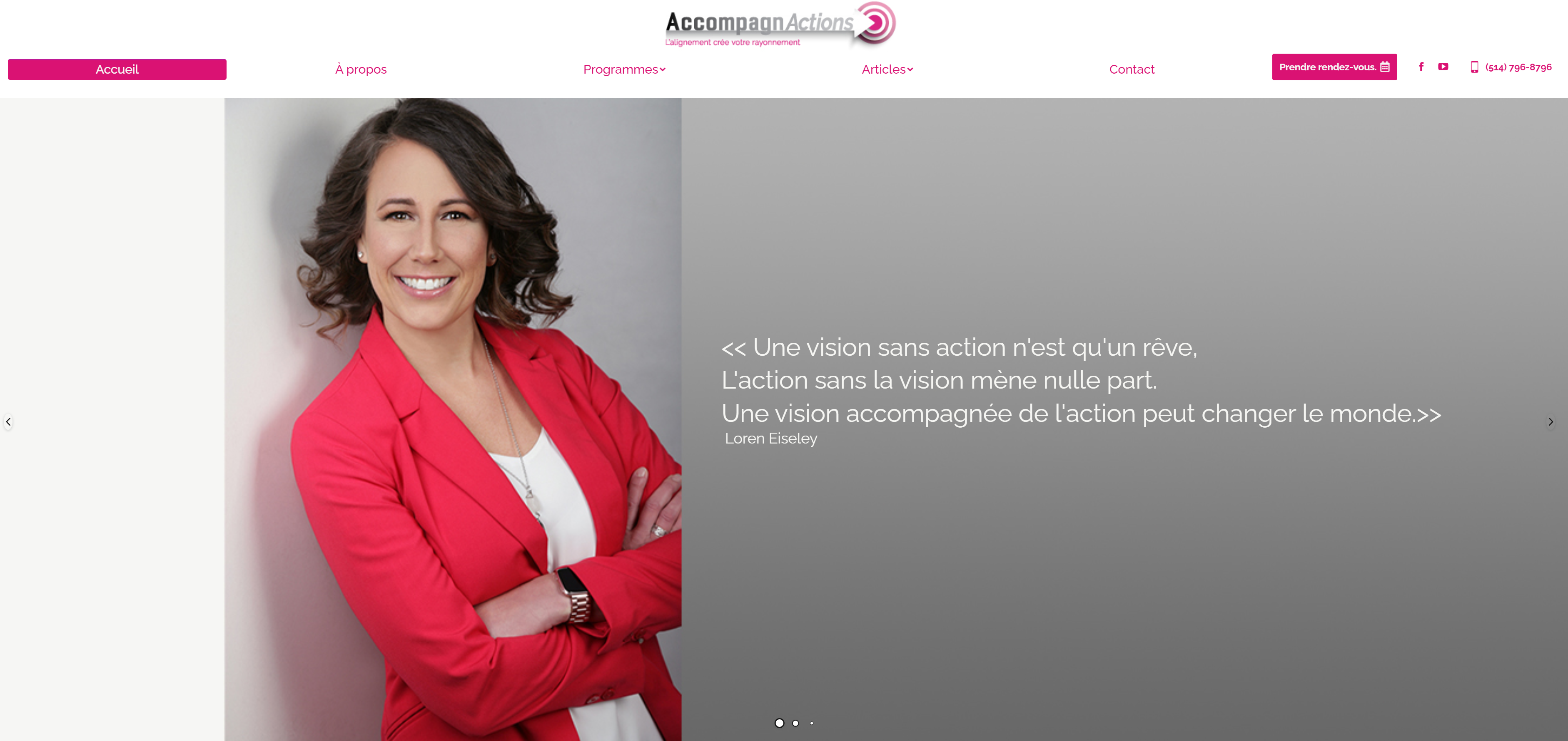 accompagnactions